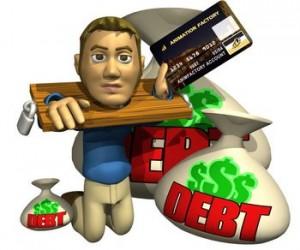 credit card debt is slavery