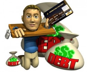 credit card debt is slavery