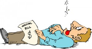 negotiating hospital bills