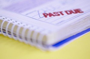 small business debt relief for past due bills