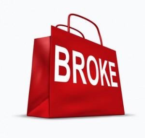 help I'm broke