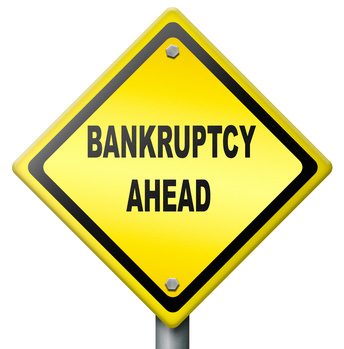 filing bankruptcy for debt relief