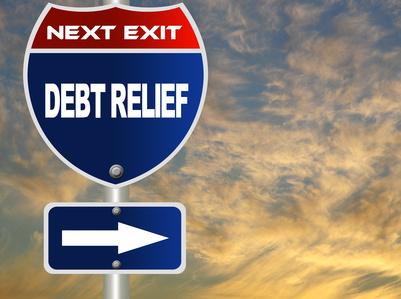 get help with debt