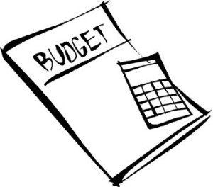 budget and calculator