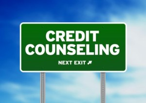 credit counseling sign