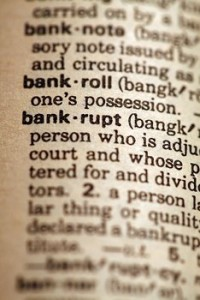 bankruptcy definition