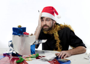 Thinking about holiday debt hangover