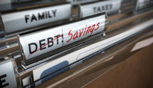 Saving And Debt - The Good, The Bad, And The Ugly