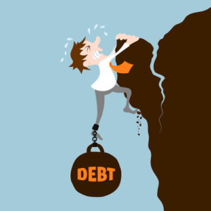 The Real Cost Of Having A Huge Debt Problem