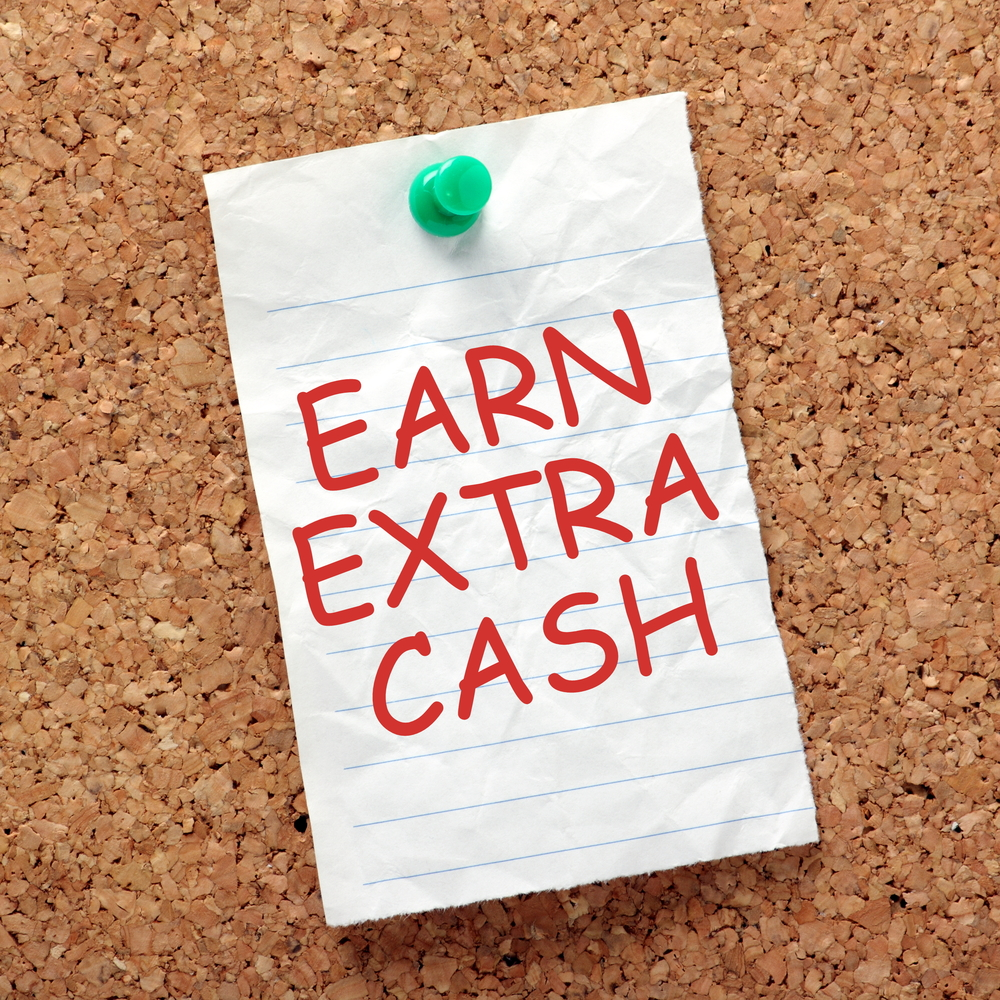 Earn Extra Cash To Pay Off Debts Faster