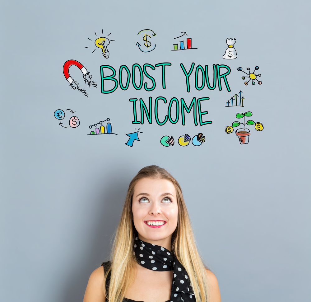 Boost Your Income For The Holiday Expenses