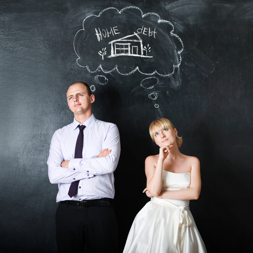 The Truth About The Financial Mindset Of Newlywed Couples