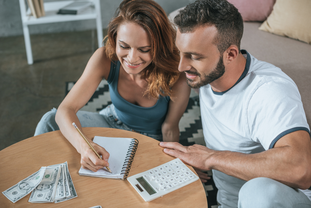 Tips To Budget Efficiently As A Couple