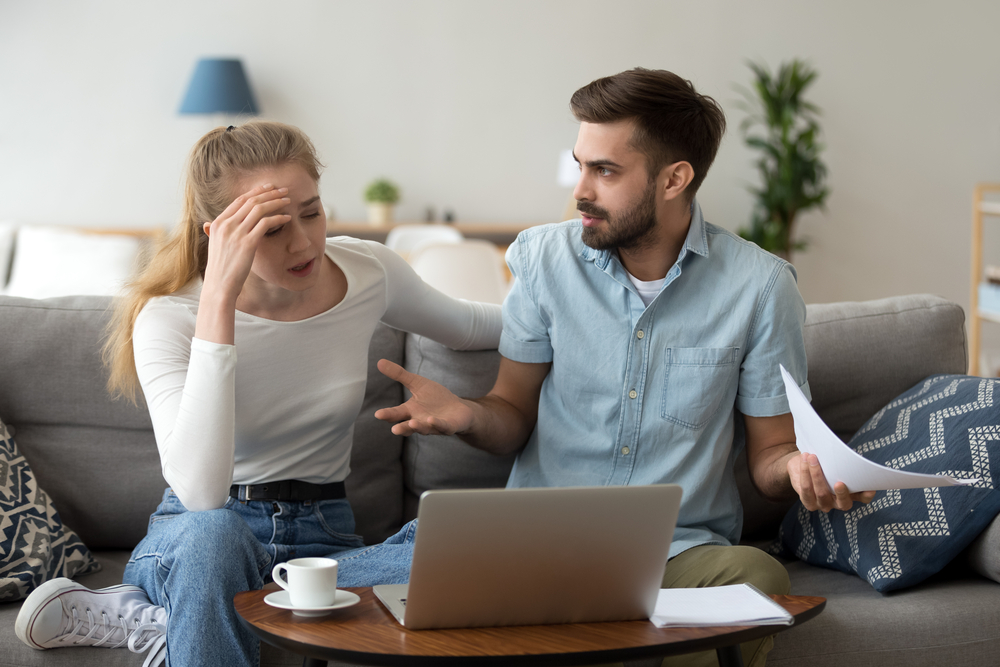 Financial Disagreements Between Couples And How To Solve Them