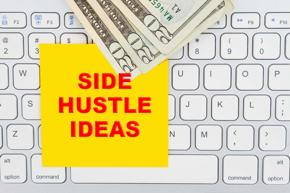 Side Hustle Ideas To Augment Income During The Pandemic