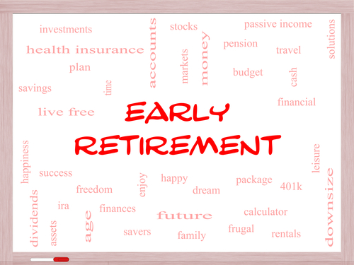 How To Make Early Retirement Work